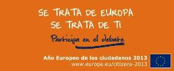 Logo 2013 Año Europeo del Voluntariado